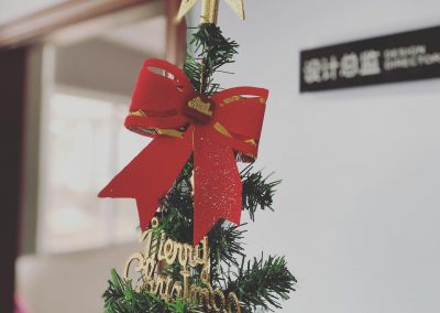 2019 We celebrated Christmas together 8