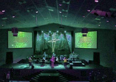 DOIT VISION Indoor LED display 01