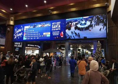 Indoor LED display 06