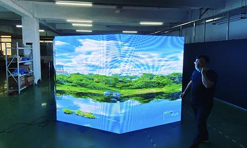 How to create an LED cube(Octagon LED screen)? 6