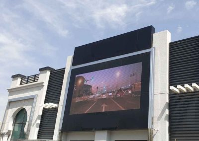 DOIT VISION Outdoor LED display IP68 02