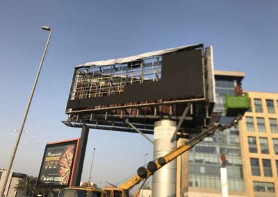 DOIT VISION Outdoor LED display IP68 03