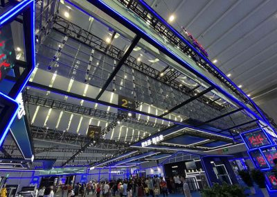 DOIT VISION Transparent LED display 02