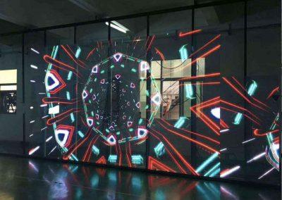 DOIT VISION Transparent LED display 07