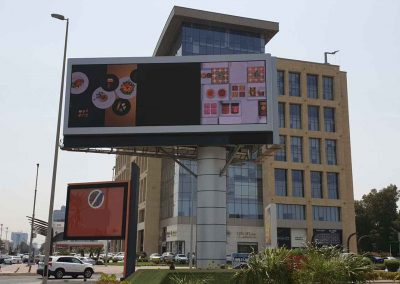 DOIT VISION outdoor LED display IP68 10