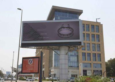 IP68 LED Billboard,10mm, Saudi,2019