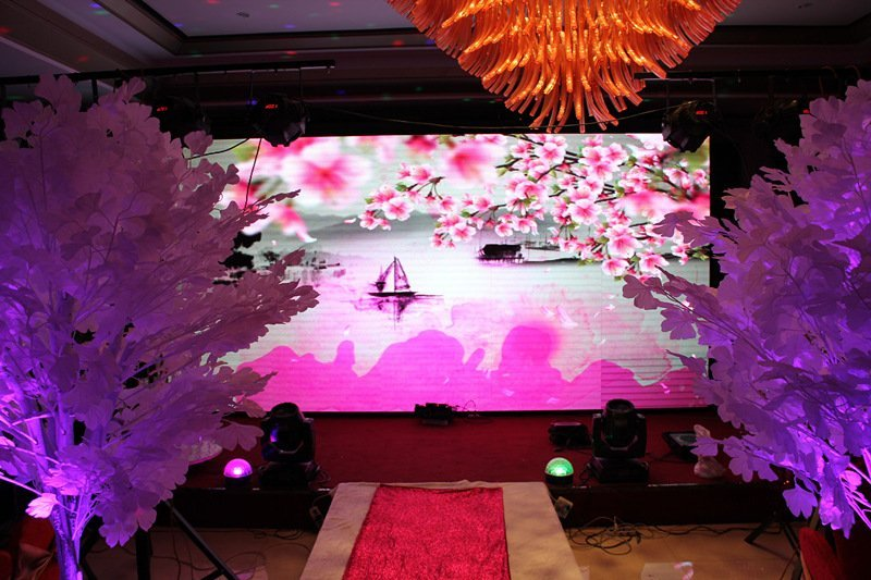 wedding led screens
