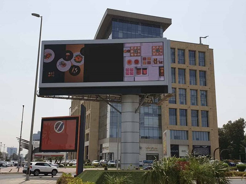 outdoor led billboard