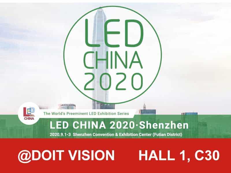 LED China 2020 DOIT VISION