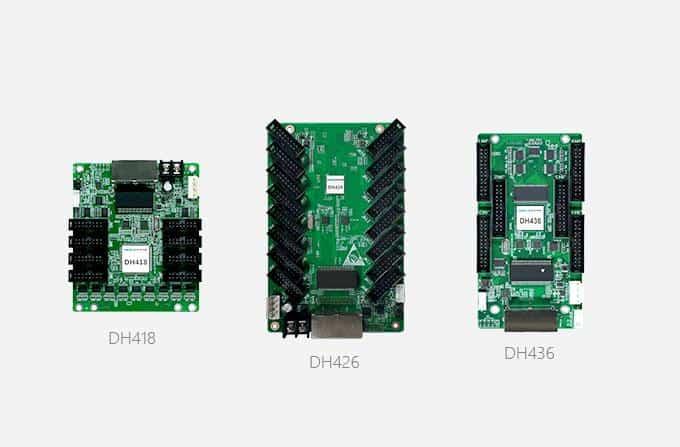 Novastar DH418/DH426/DH436 LED Receiving Card - DOIT VISION | LED Display | LED Screen | LED Video Panels