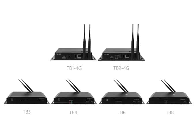 Novastar TB1-4G/TB2-4G/TB3/TB4/TB6/TB8 LED Player 2