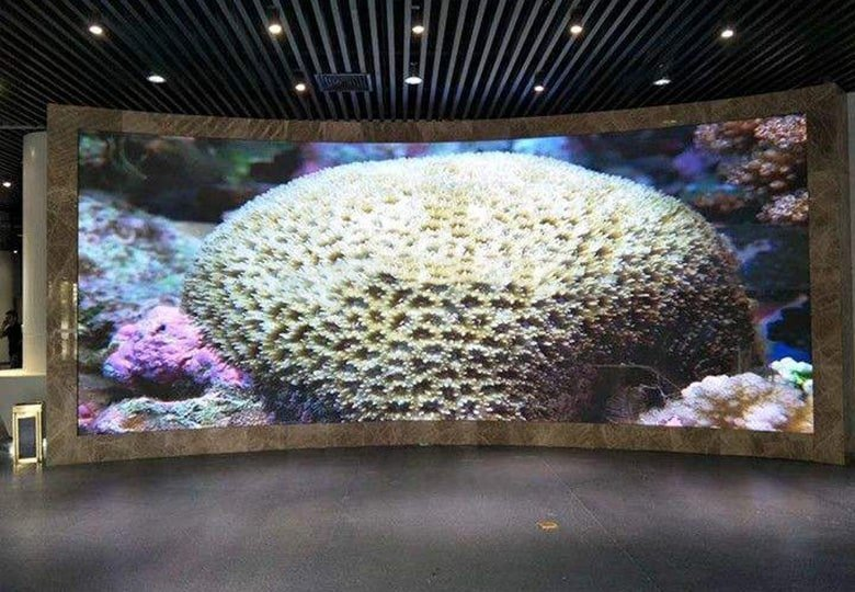 led display grayscale