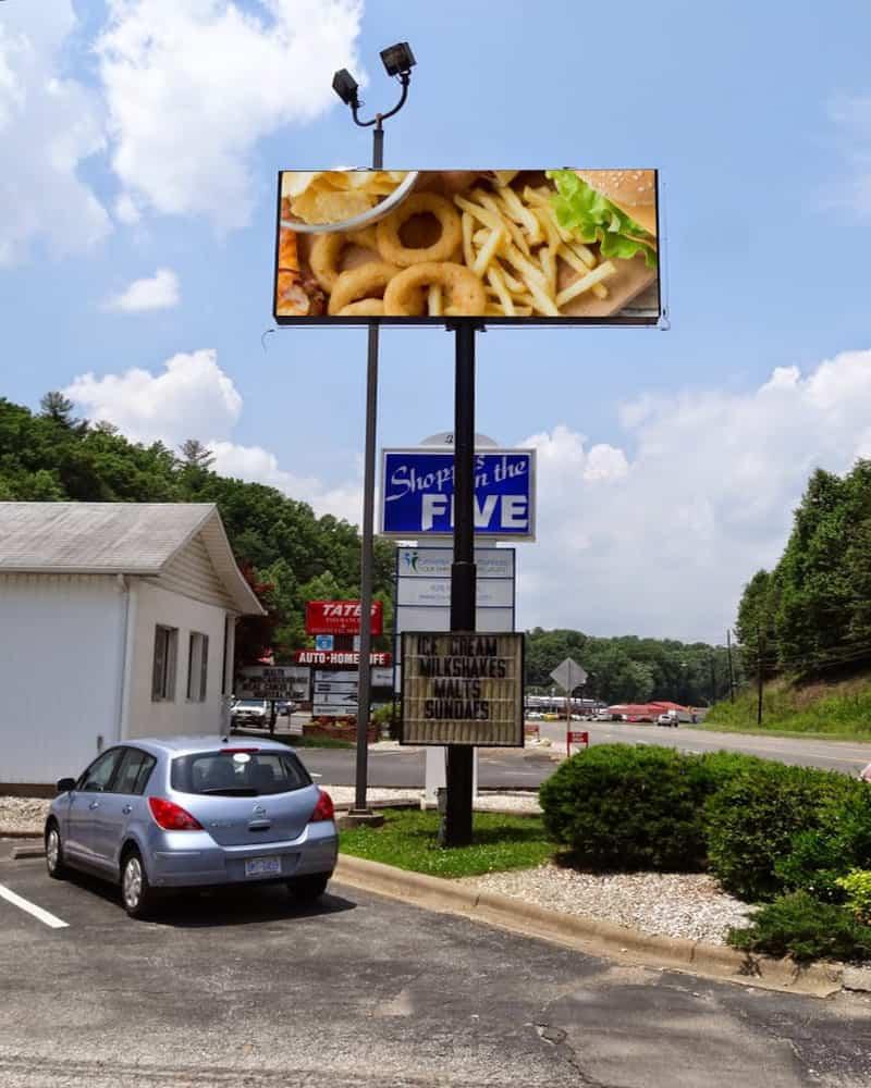 Restaurant LED Signs