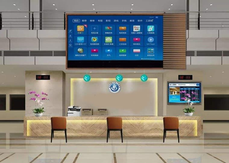 LED Displays for Hospitals