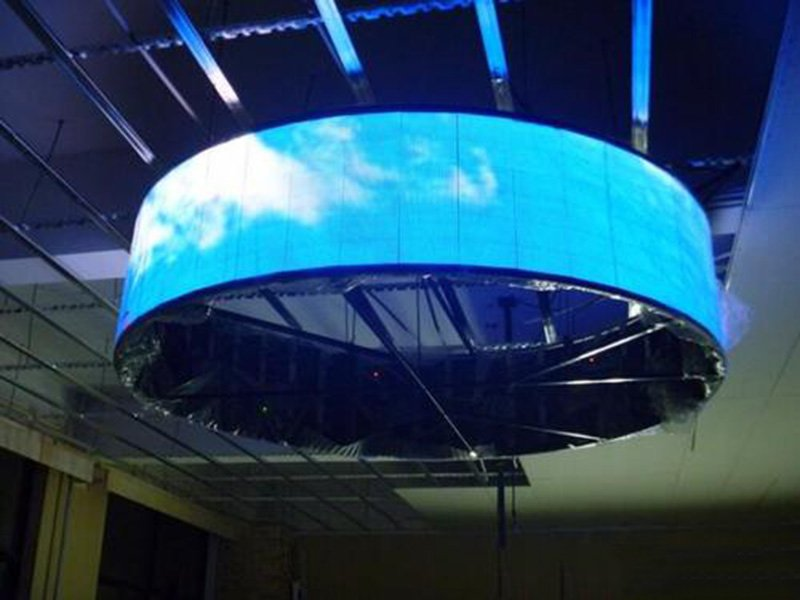 circular led screen