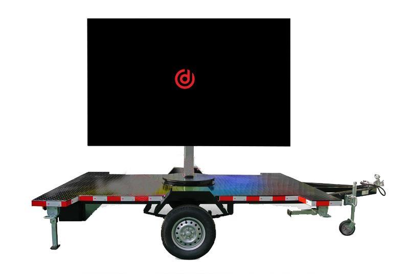 trailer led screen